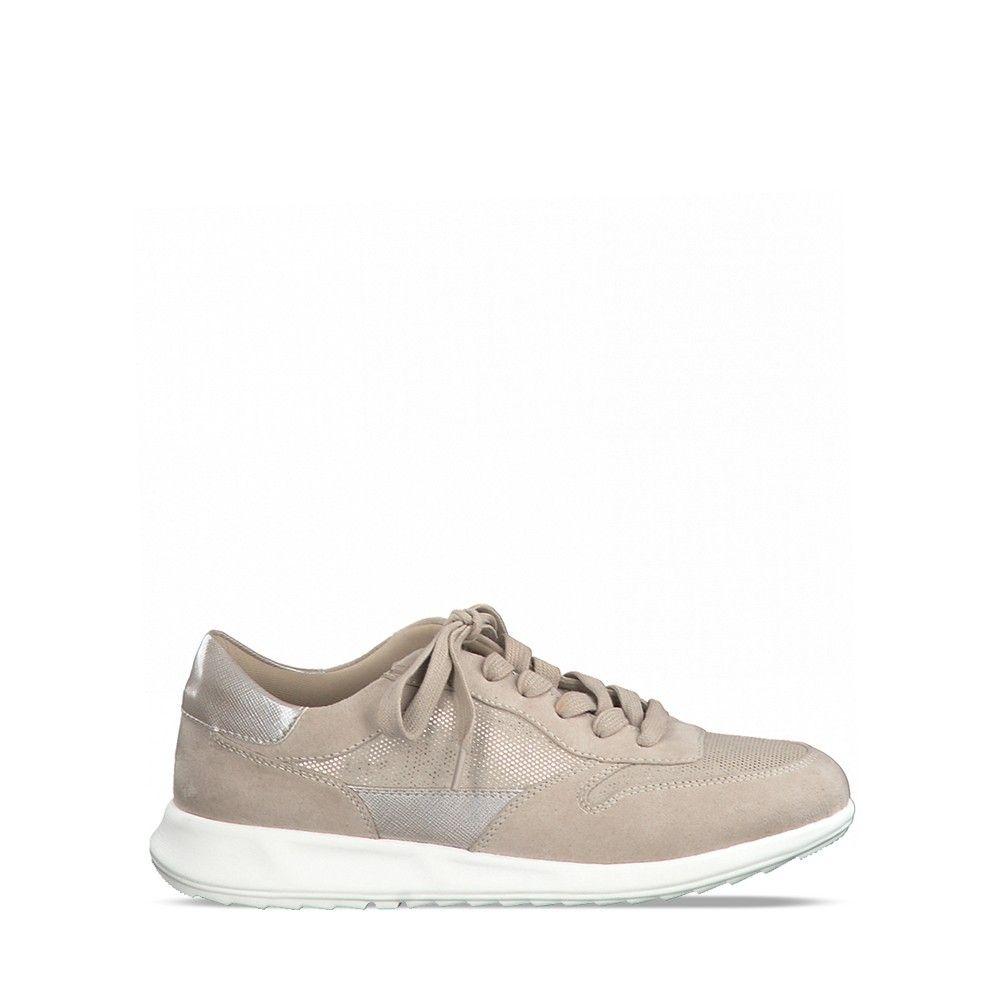 Γυναικεία Sneakers Tamaris 23625 Ivory Str.Comb