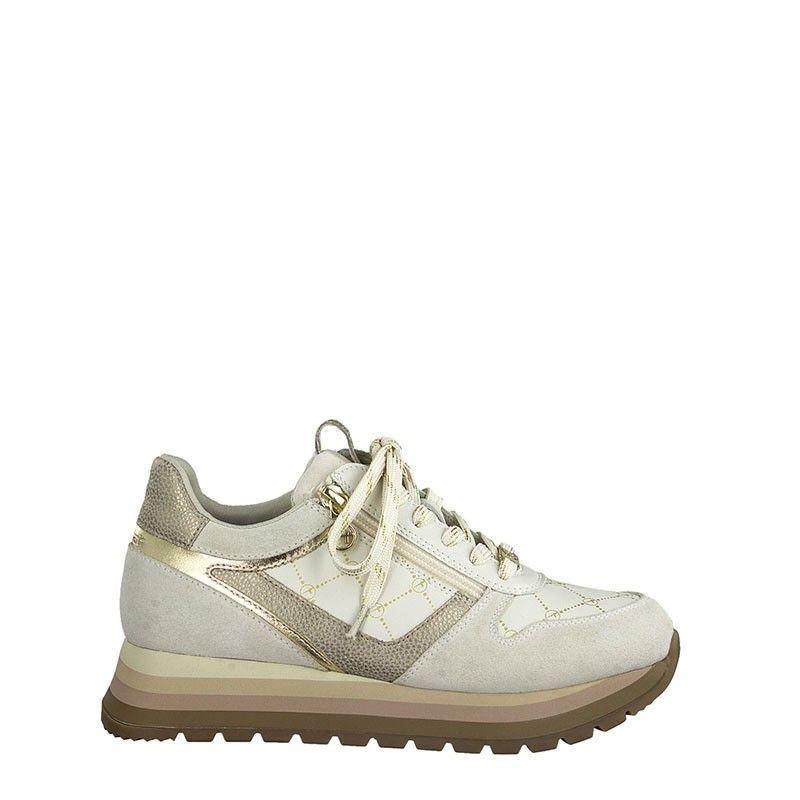 Γυναικεία Sneakers Tamaris 23706 WHITE-GOLD