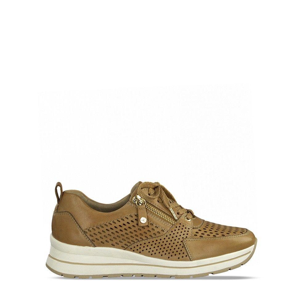 Γυναικεία Sneakers Tamaris 23740 Camel