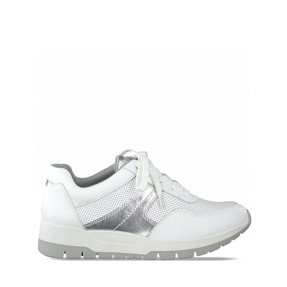 Γυναικεία Sneakers Tamaris 23793 White/SIlver