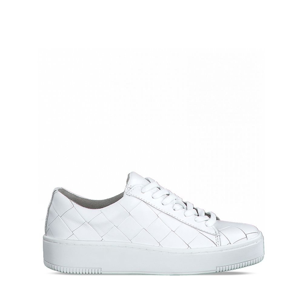 Γυναικεία Sneakers Tamaris 23796 White leather