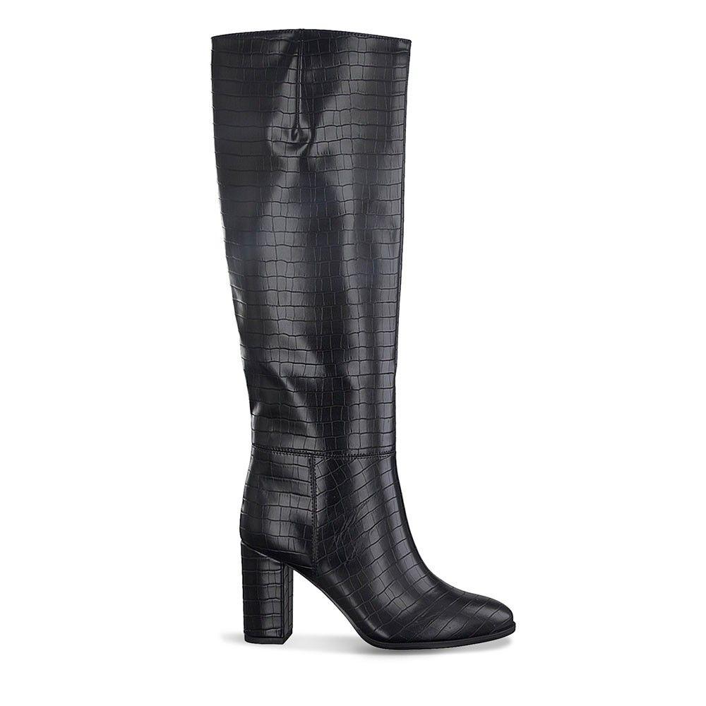 Γυναικείες Μπότες Tamaris 25510 Black Croco