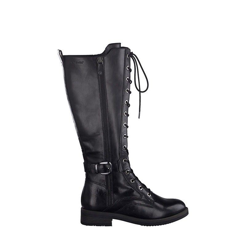 Γυναικείες Μπότες Tamaris 25510 Black
