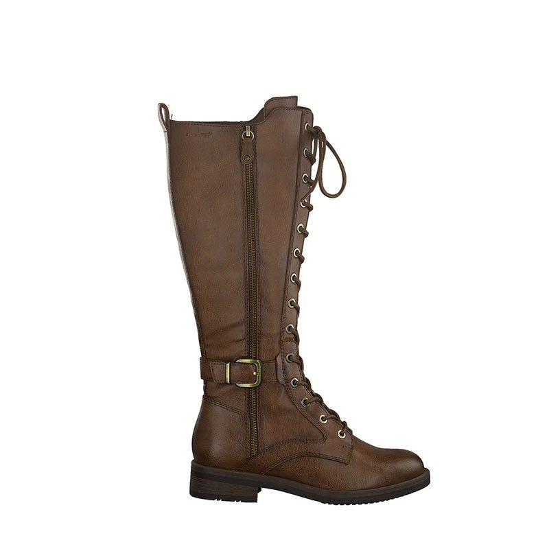 Γυναικείες Μπότες Tamaris 25510 Cognac