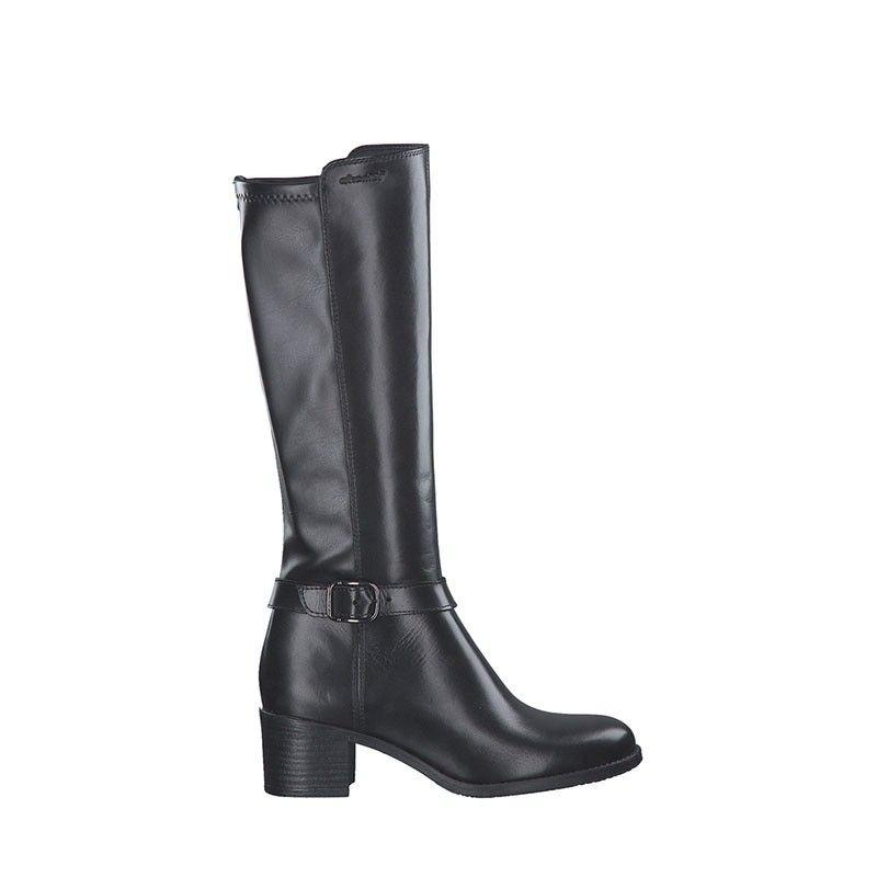 Γυναικείες Μπότες Tamaris 25530 Black
