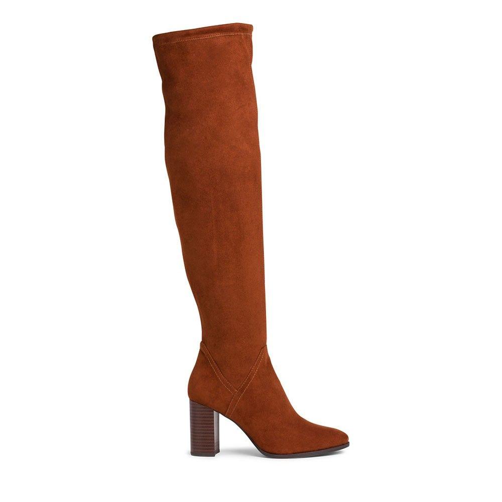 Γυναικείες Overknee  Μπότες Tamaris 25554 Brandy