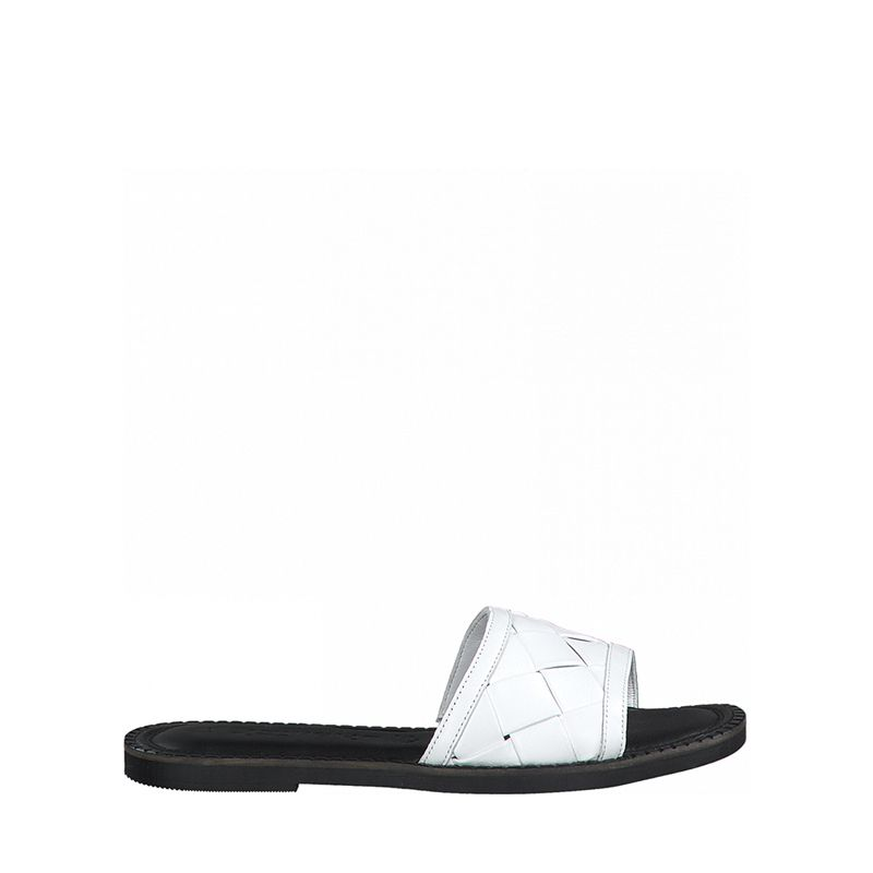 Γυναικεία Flats Tamaris 27125 White/Black
