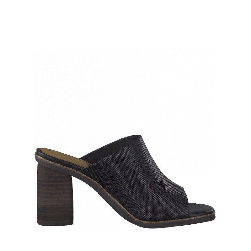 Γυναικεία mules Tamaris 27201 Black #