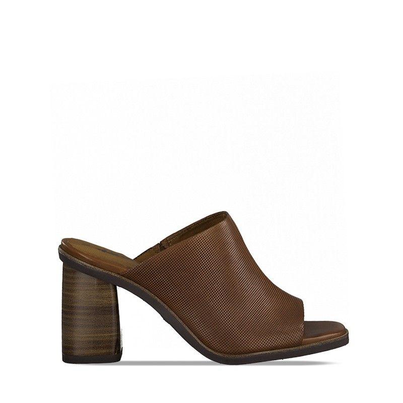 Γυναικεία mules Tamaris 27201 Brandy #