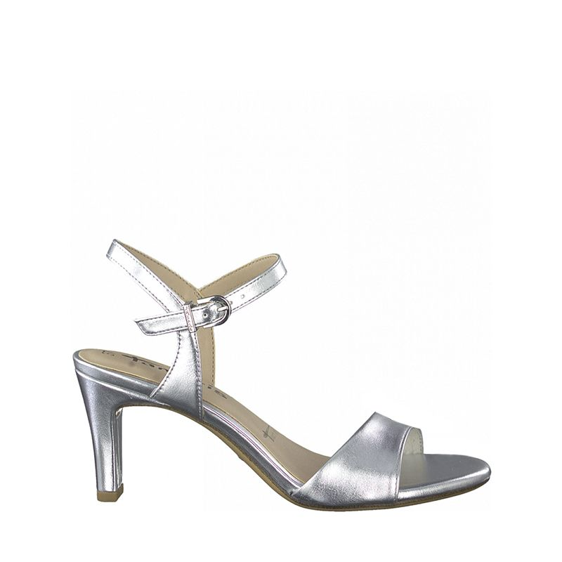 Γυναικεία Πέδιλα Tamaris 28008 Silver