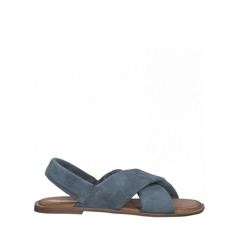 Γυναικεία Σανδάλια Tamaris 28178 Dusty Blue