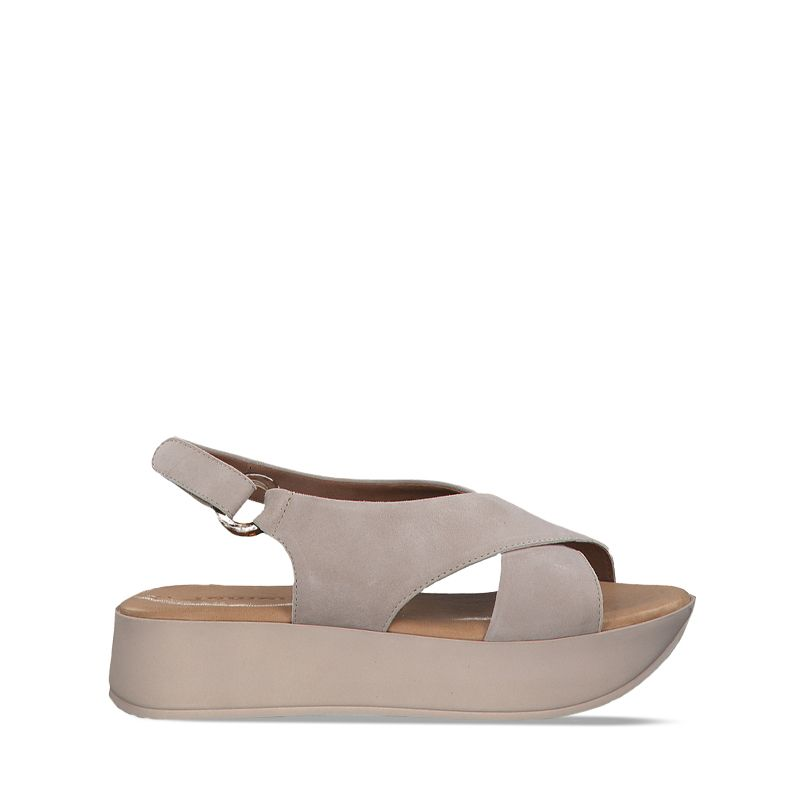 Γυναικεία Heeled Sandals Tamaris 28267 Taupe