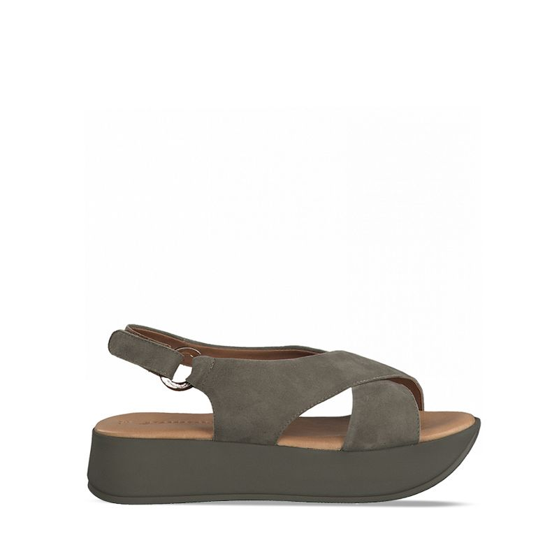 Γυναικεία Heeled Sandals Tamaris 28267 Olive