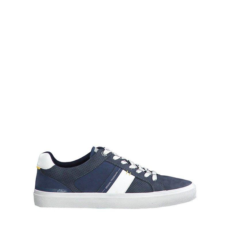 Ανδρικά Sneakers S.Oliver 13600 Navy