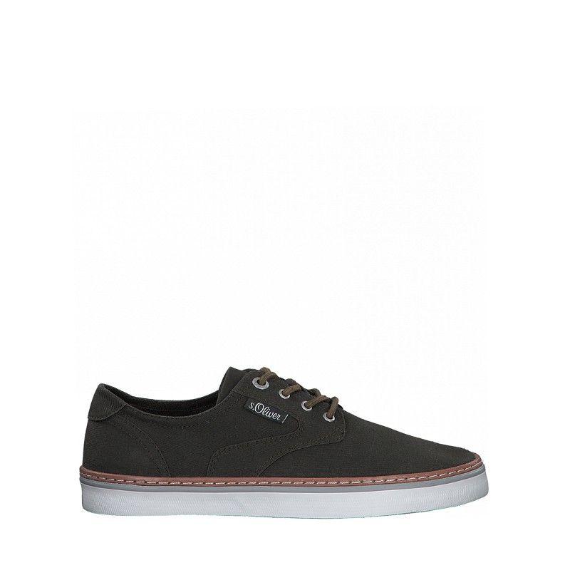 Ανδρικά Sneakers S.Oliver 13620 Khaki