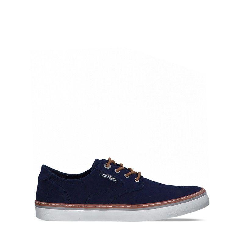 Ανδρικά Sneakers S.Oliver 13620 Navy