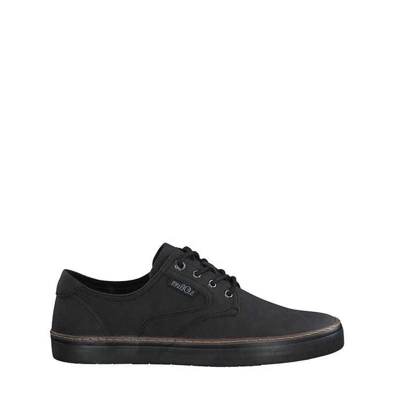 Ανδρικά Casual Παπούτσια S.Oliver 13620 Black