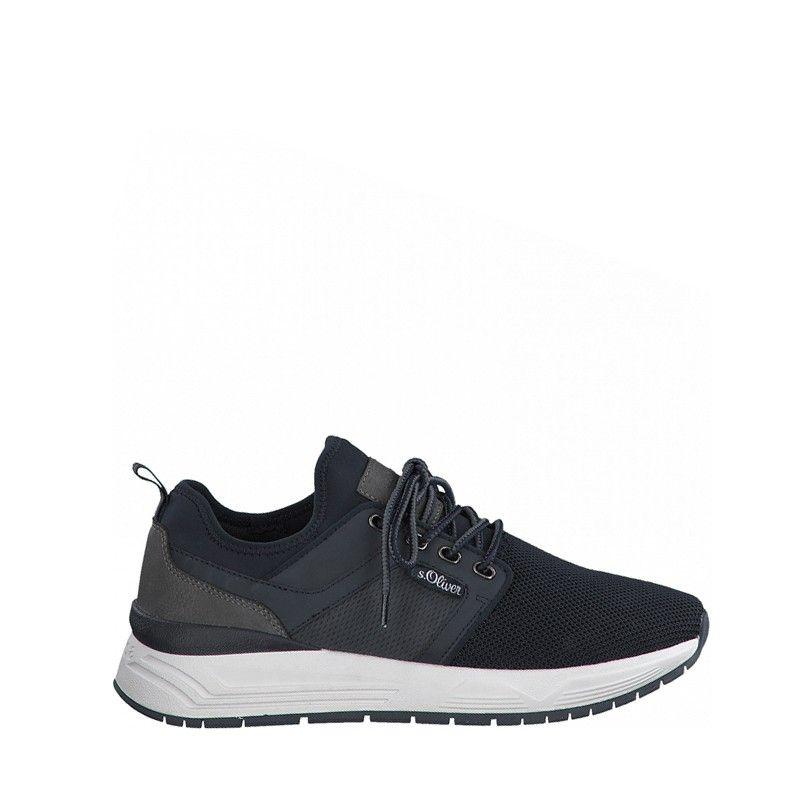 Ανδρικά Sneakers S.Oliver 13639 Navy