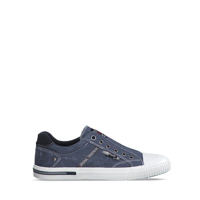 Ανδρικά Sneakers S.Oliver 14603 Jeans