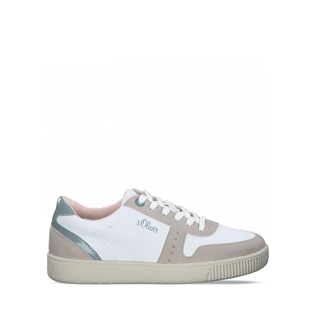 Γυναικεία Sneakers S.Oliver 23611 White/Blue