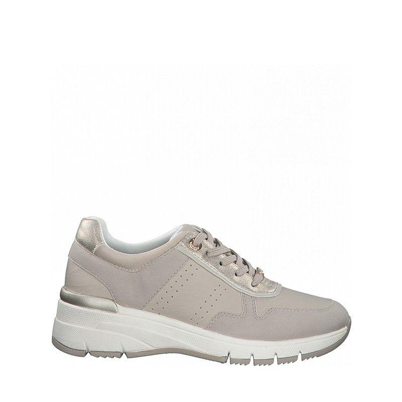 Γυναικεία Sneakers S.Oliver 23654 Beige