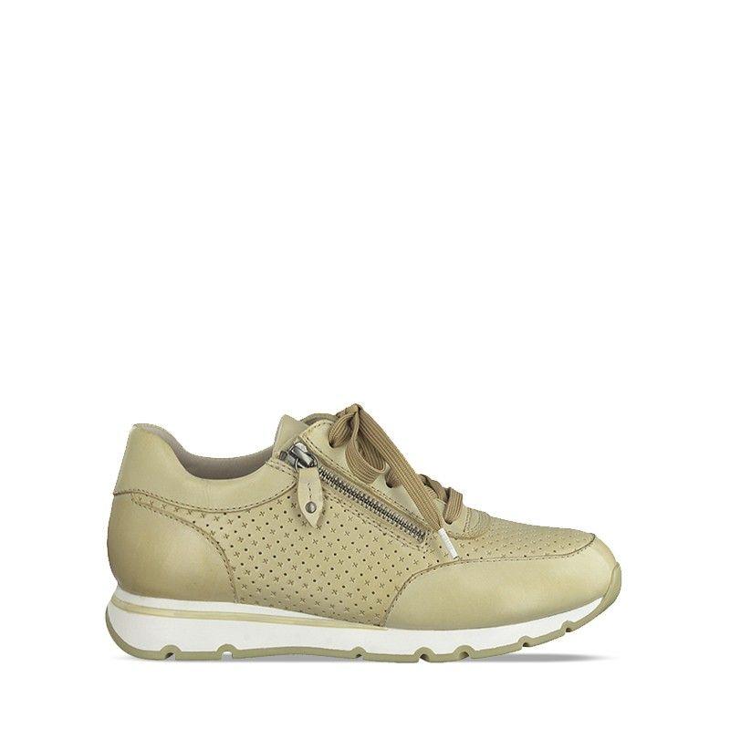 Γυναικεία Sneakers jana 100% Comfort 23616 Macchiato