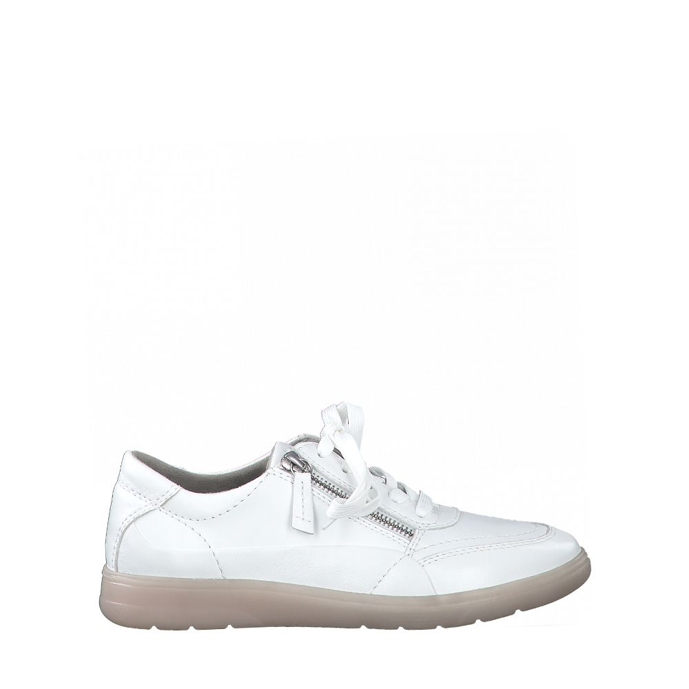 Γυναικεία Sneakers Jana Softline 23750 White