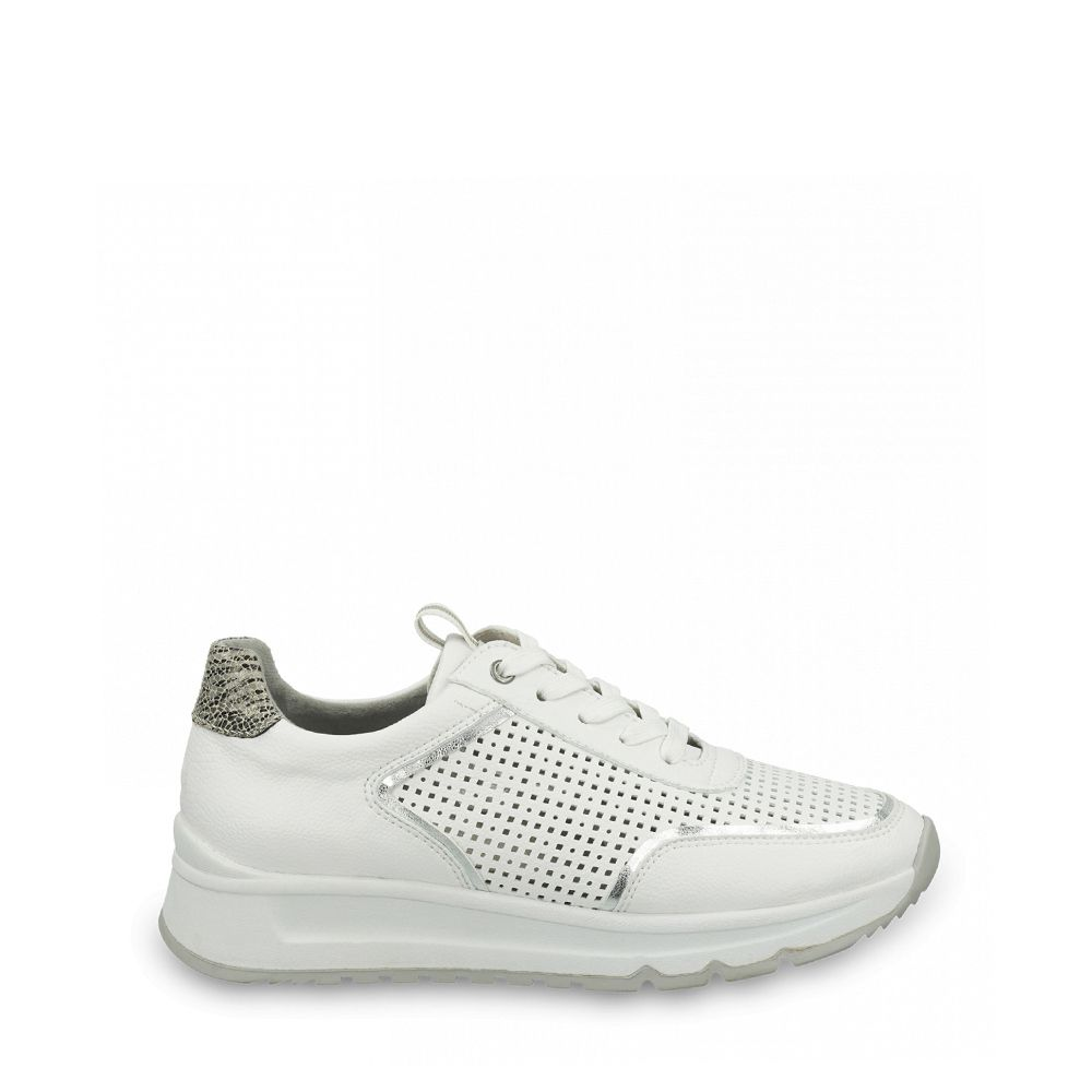 Γυναικεία Sneakers Jana Softline 23764 White