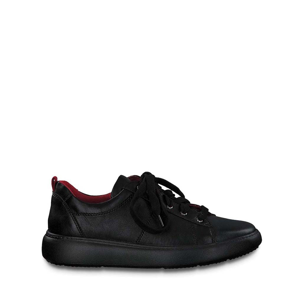Γυναικεία Sneakers Jana Softline 23765 Black