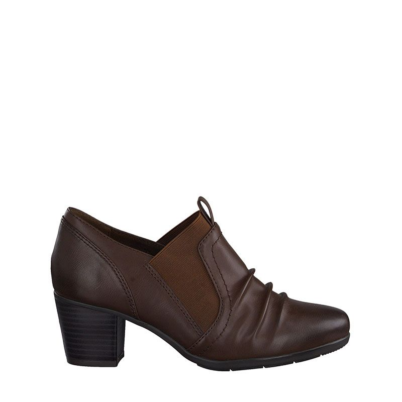 Γυναικεία Loafer Jana Softline 24462 COgnac