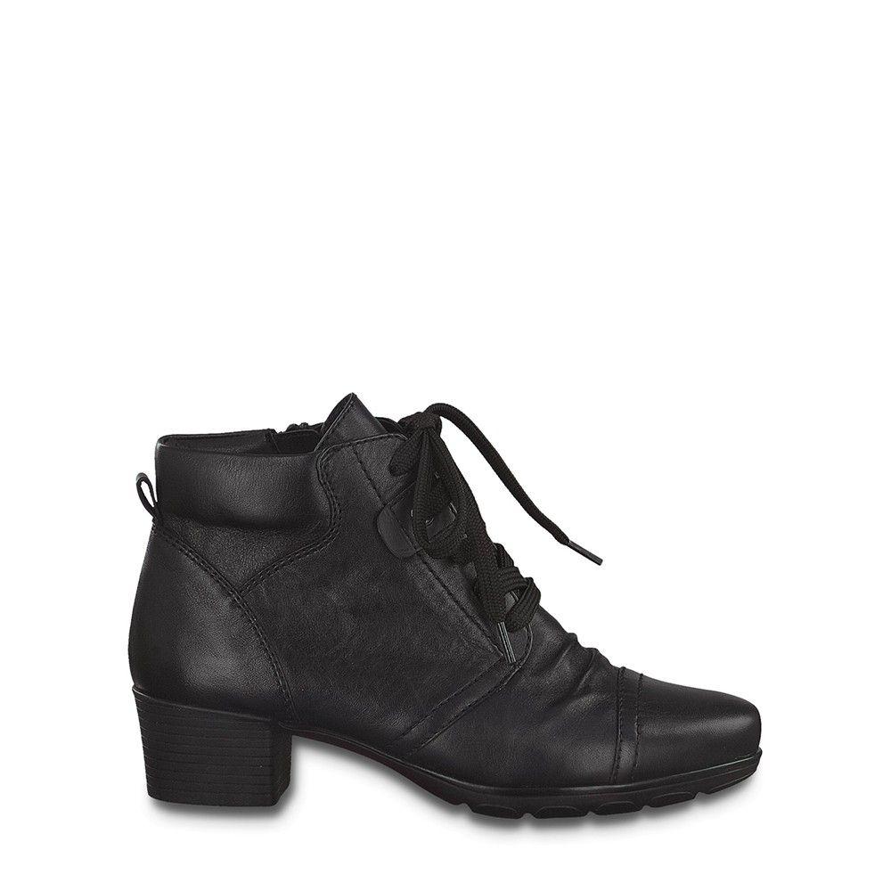 Γυναικείο Μποτάκι Jana 25100 Black