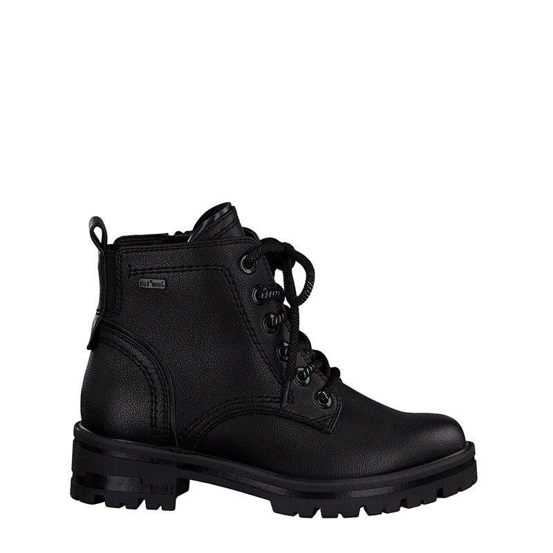 Γυναικείο Μποτάκι Jana 100% Comfort 26209 Black