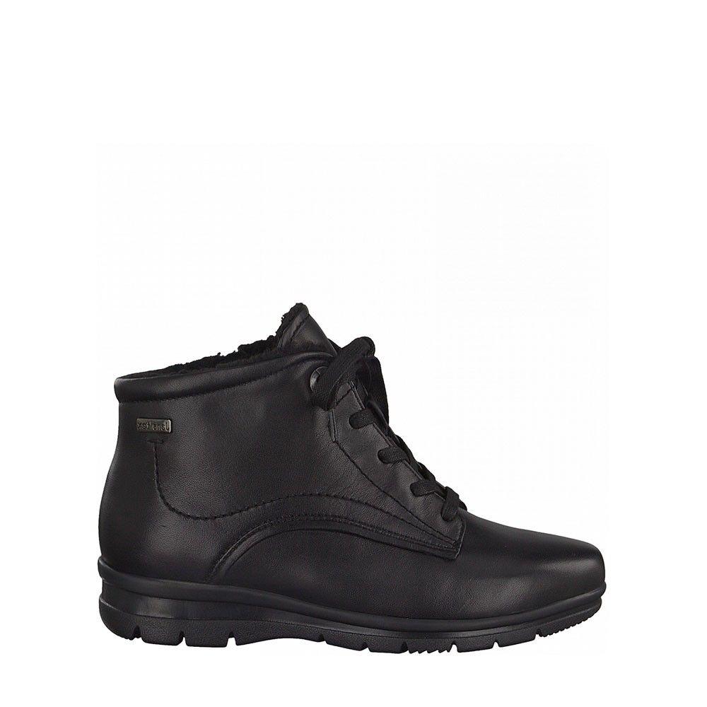 Γυναικεία Μποτάκια Jana 26281 100% Comfort Black