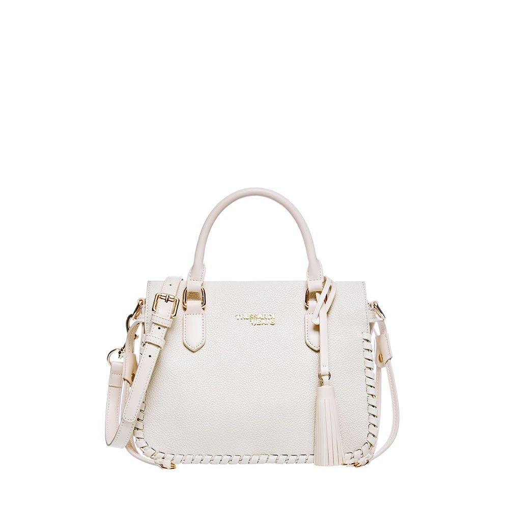 Γυναικεία τσάντα Trussardi 75B00935 White