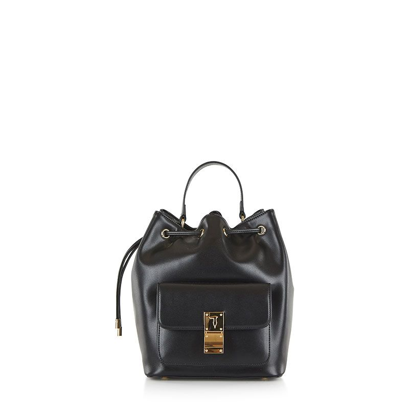 Γυναικεία Bucket Bag Trussardi Lione Black