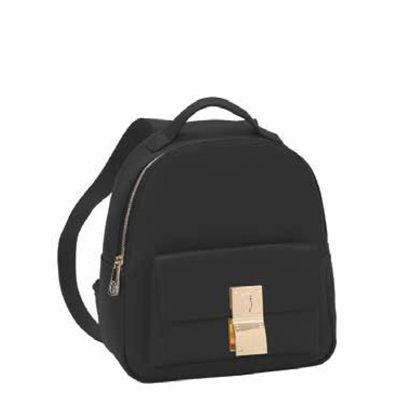 Γυναικείο Backpack Trussardi Medium Lione Black