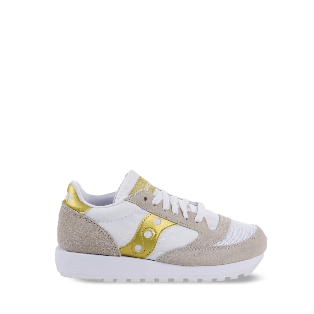 Γυναικεία Sneakers Saucony Jazz Original S60368-143 White/Gold