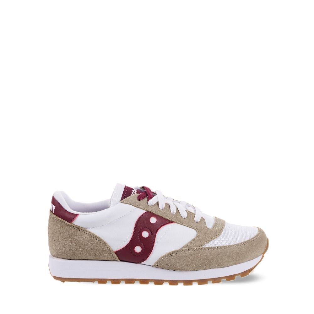 Ανδρικά  Sneakers Saucony Jazz S70368-117 Vintage TAN/WHT/WINE