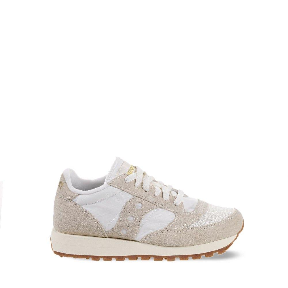 Γυναικεία Sneakers Saucony jazz Vintage S60368-135 Tan/White
