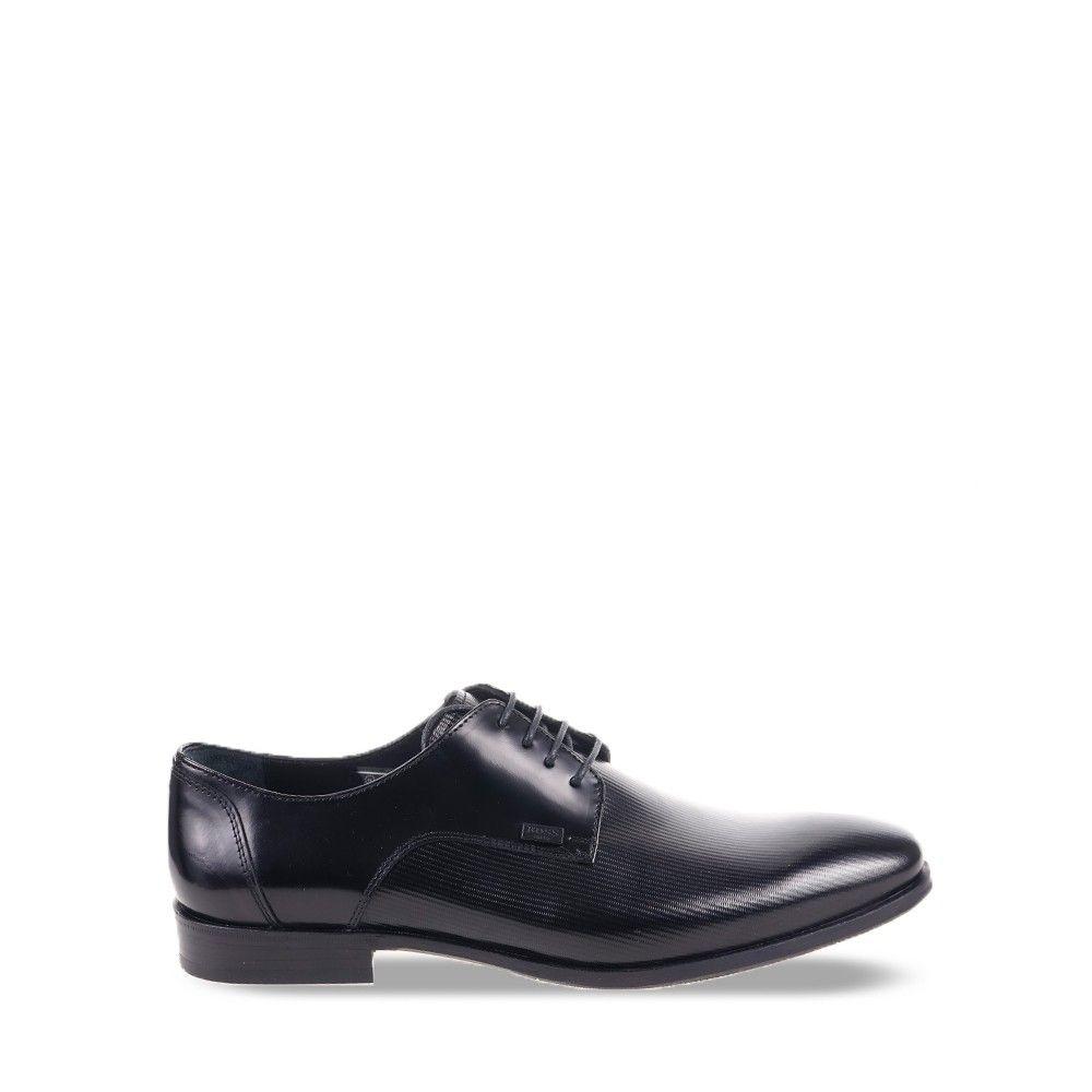 Ανδρικά Casual Παπουτσια Boss N4972 Black Ramon