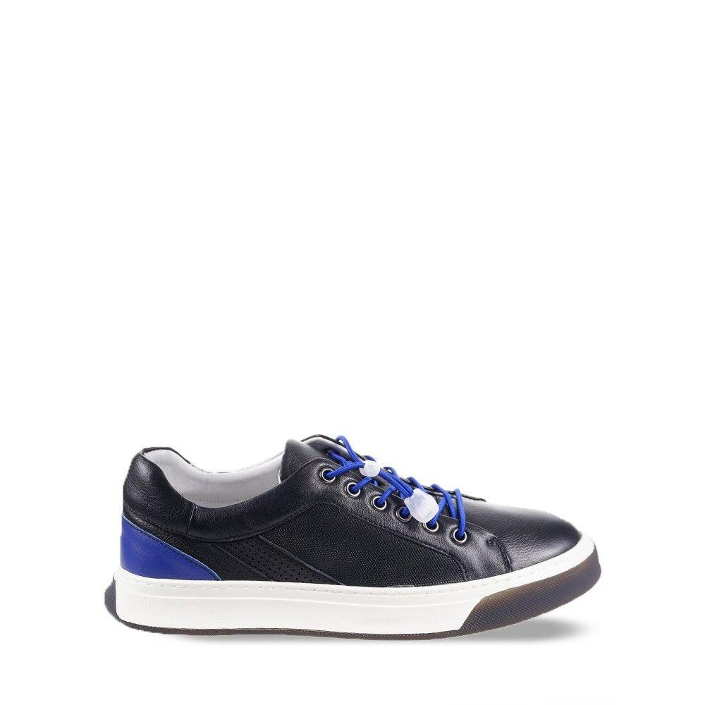 Ανδρικά Casual Παπούτσια Prive W2064-C5-A24 Black