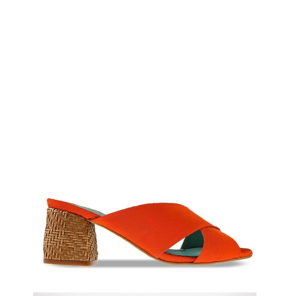 Γυναικεία Mules Low heel Favela 19115-431D