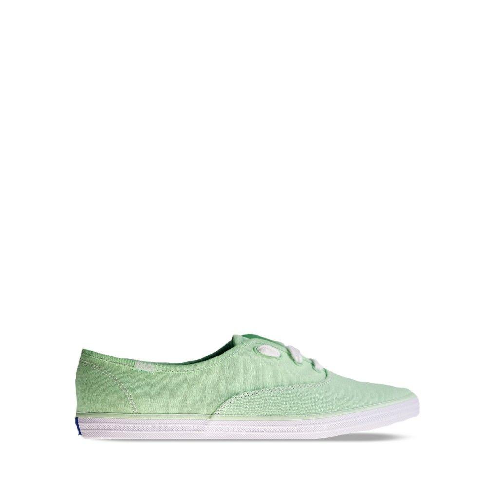 Γυναικεία Πάνινα Παπούτσια Keds WF52428 Green