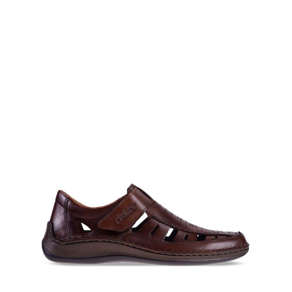 Ανδρικά Παπούτσια Rieker 05296 Brown