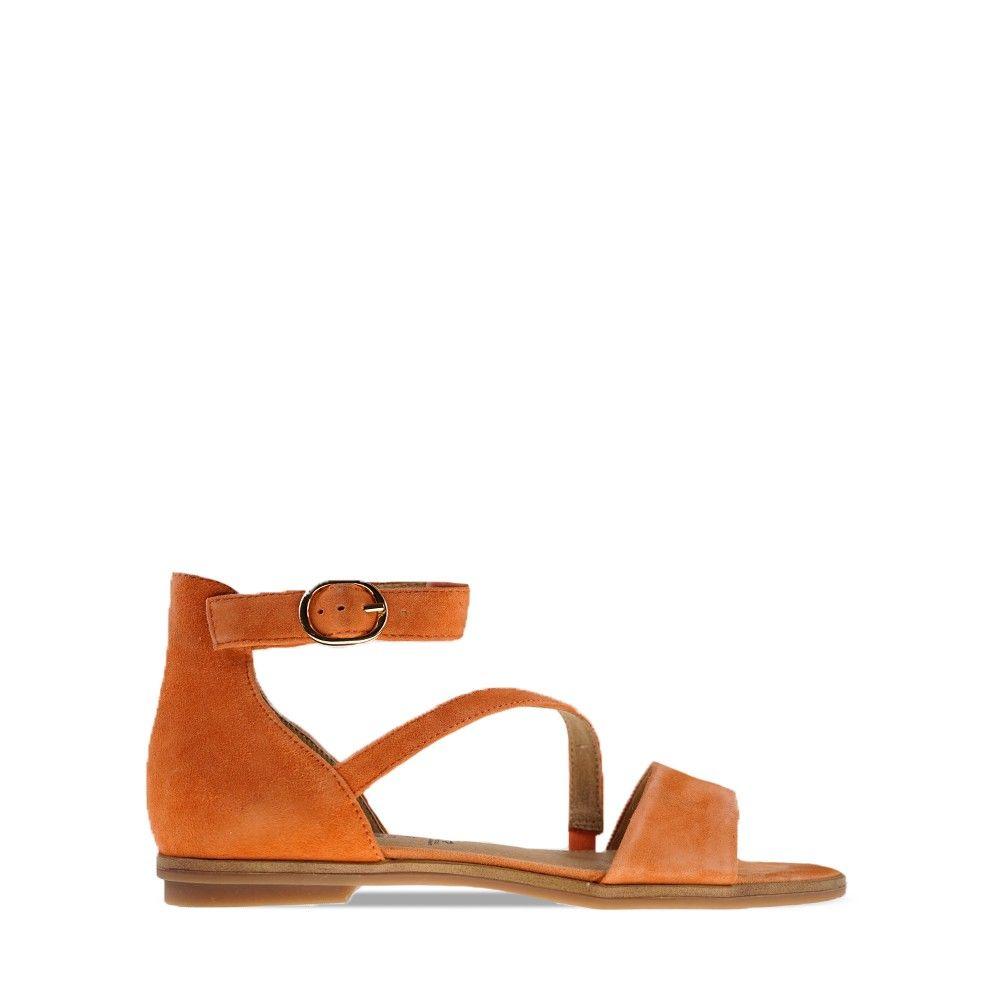 Γυναικεία Σανδάλια S-Oliver 28112 Orange