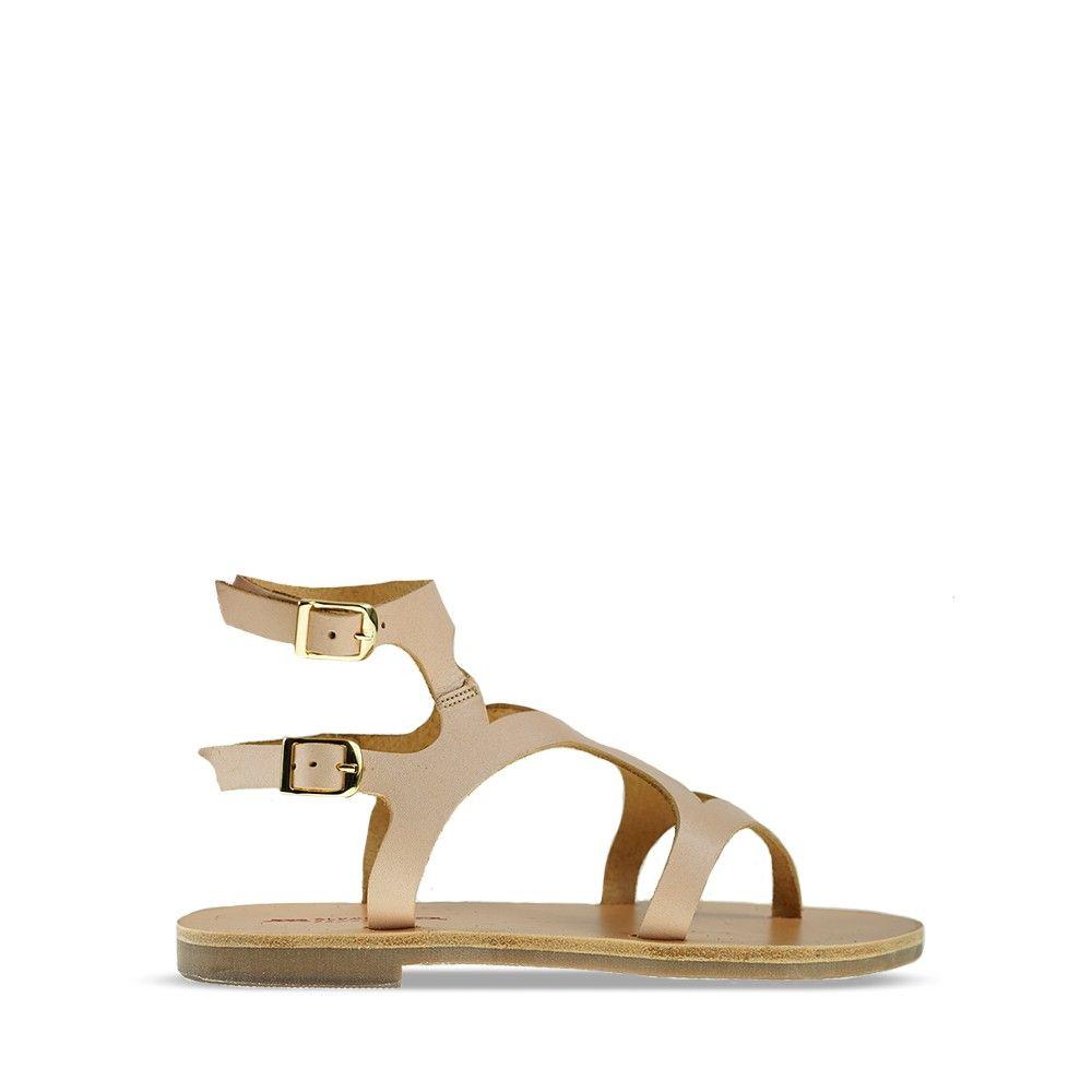 Γυναικεία Σανδάλια Olympus Sandals 1191 Natural