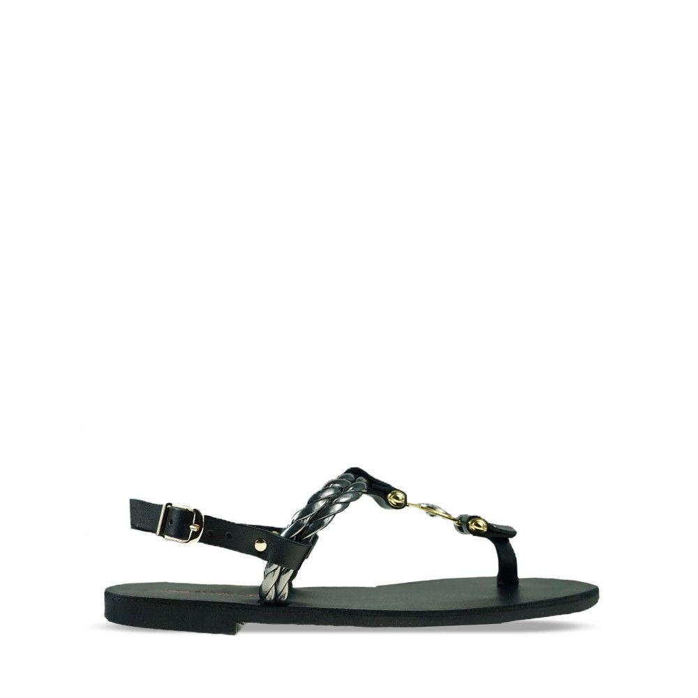 Γυναικεία Σανδάλια Olympus Sandals 1291 Black