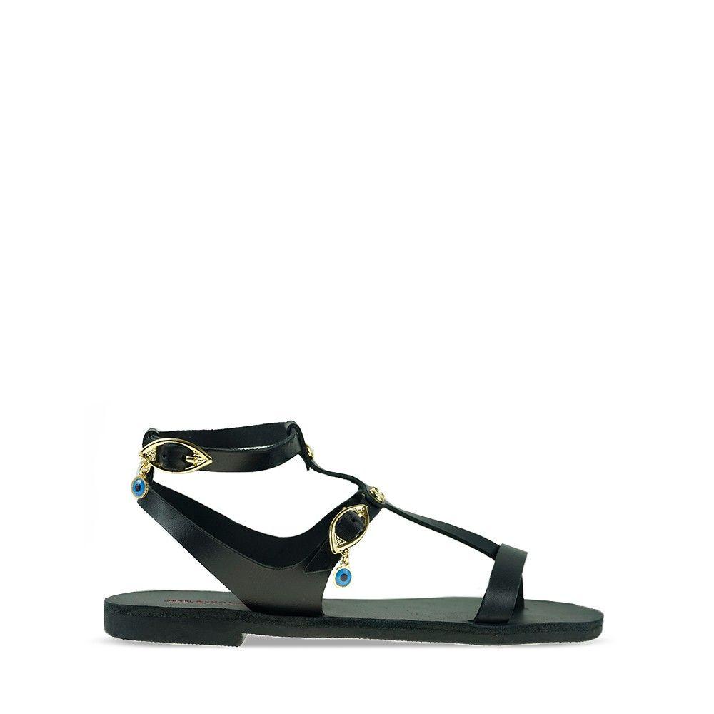 Γυναικεία Σανδάλια Olympus Sandals 20135 Black