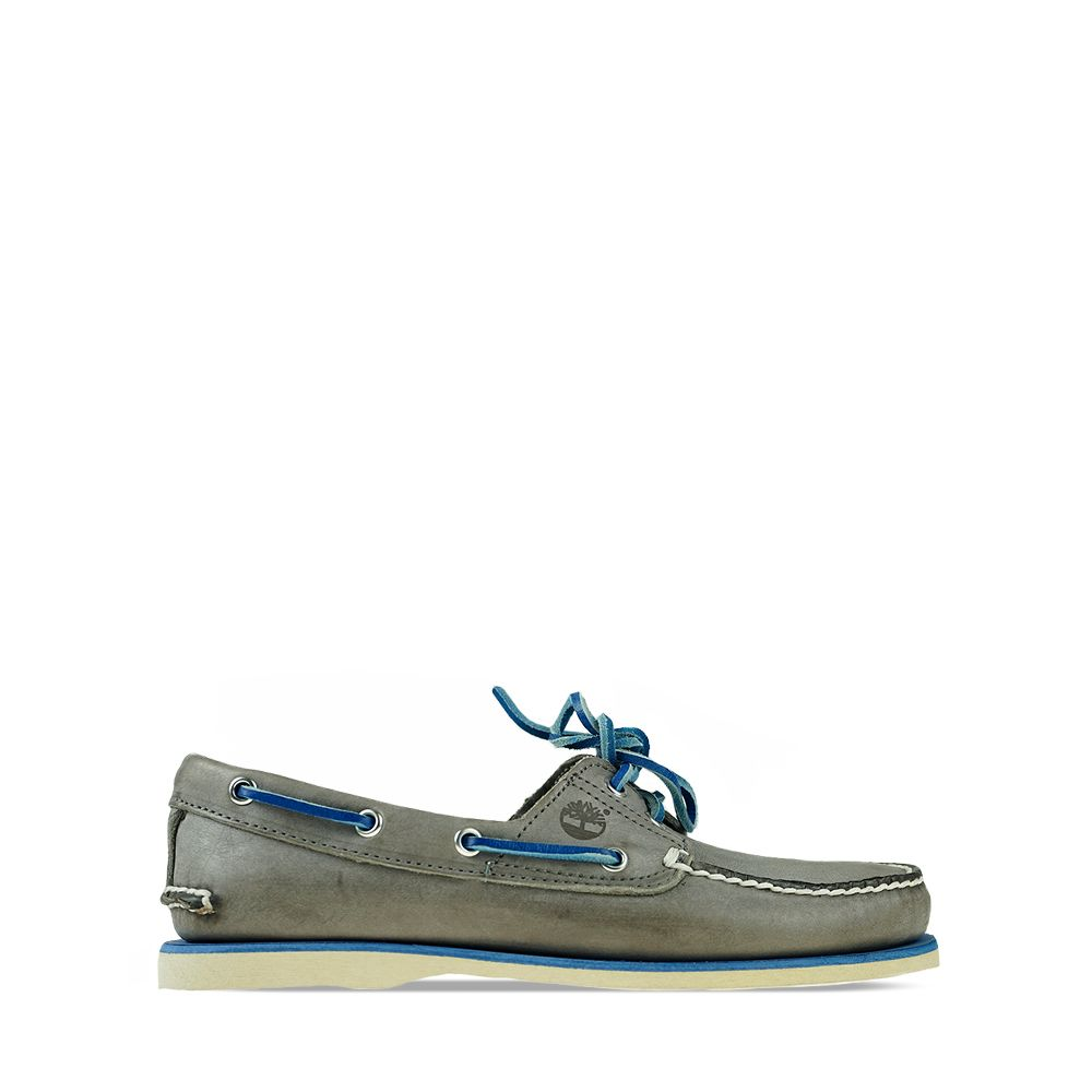 Ανδρικά Boat Shoes Timberland A16KC Grey