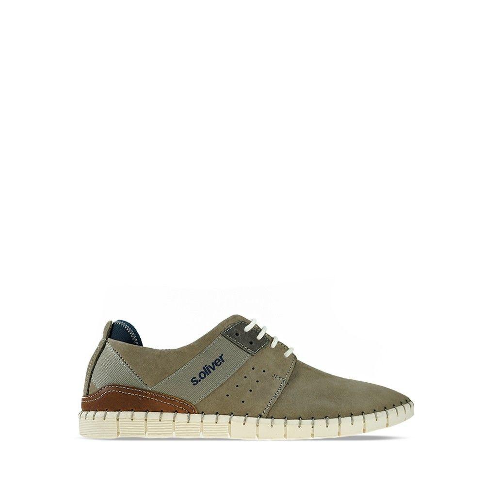 Ανδρικό Sneakers S.Oliver 13621 Grey
